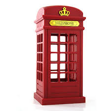 telephone booth 2018 retro london telephone booth light usb battery dual use