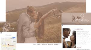 wedding site create a wedding website templates ideas jimdo