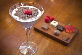 raspberry martini chocolate martinis ayza