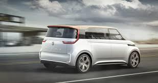 volkswagen minivan 2016 volkswagen budd e u2013 microbus concept previews future vw electric