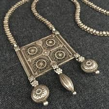 antique necklace silver images Antique ladakhi silver necklace jewelry mahakala fine arts JPG
