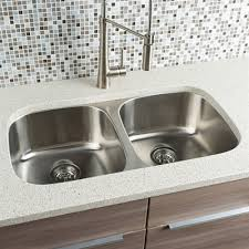hahn stainless steel sink hahn ss002 classic chef series equal double bowl stainless steel