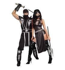 ninja spirit halloween just kickin u0027 it black ninja costume