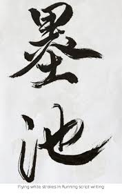 calligraphy tattoo styles personality chinese cursive script