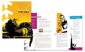 free church brochure templates for microsoft word church marketing brochures flyers newsletters on free church