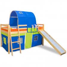 Montana Loft Bed - Slide bunk beds