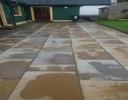 Indian Sandstone Patio by Patio Paving Indian Sandstone In Kerry Tarmacadam Contractors Kerry