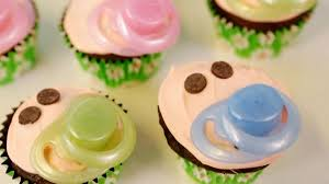 baby shower ideas how to make pacifier cupcakes parents
