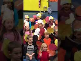 tucker in grade thanksgiving play