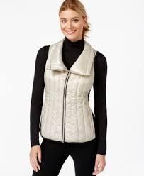 Plus Size Down Coats Calvin Klein Performance Plus Size Down Wind Resistant Vest