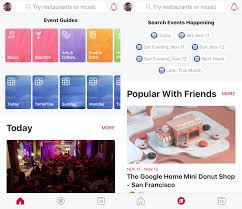 Home Design Story Facebook by Facebook Relaunches Events App As Facebook Local Adds Bars And