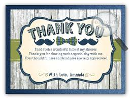 mustache baby shower mustache baby shower thank you cards boy mustache and bow