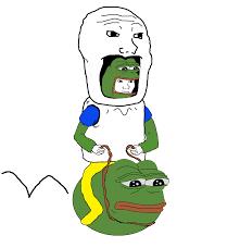 Sad Frog Meme - image 659392 feels bad man sad frog know your meme