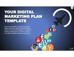 digital marketing plan 2017 powerpoint