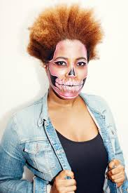 halloween makeup looks you can do yourself at home coveteur