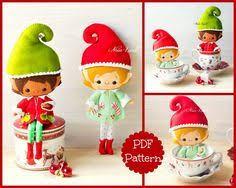 sewing patterns christmas elf elf christmas doll sewing pattern sewing elves and dolls