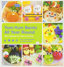 yum yum bento all year round box lunches for every season