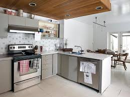 Modern Kitchen Interior Design Photos Rowhouse Retirement Begins With Modern Kitchen Hgtv