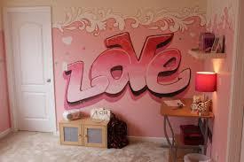 Pink Glass Desk Bedroom Beautiful Pink Wood Glass Cute Design Pink Love Wall