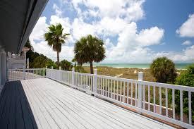 St Petersburg Fl Beach House Rentals by Gulf Watch Beach Retreat Beachfront Vacation Rental Home St