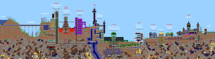All Items Map Terraria Terraria Ps3 360 Ot Who Needs A Mouse Anyway Neogaf
