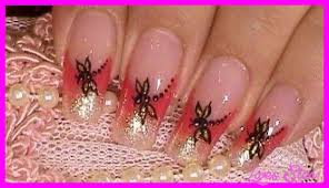 nail art queensbury beautify themselves with sweet nails