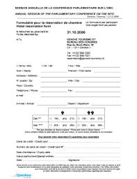 reservation chambre fillable ipu formulaire pour la r servation de chambre hotel