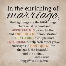 the enriching of marriage happy club
