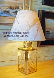 Brass Light Gallery by Brass Cargo Light Table Lamp New Skipjack Nautical Wares