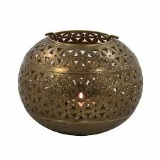 metal tea light holders moroccan vintage tea light holder lantern two sizes by made with