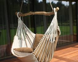 handmade hammock chair by chilloutchair on etsy
