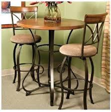 oval pub table set lifetime kitchen pub table sets small bistro set for 3 piece