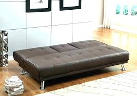 Leather Sofa Beds Sydney Click Clack Sofa Beds Sydney 3 Leather Bed Ready To Go