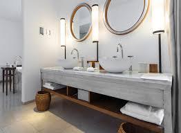mobilier chambre hotel bois pour salle de bain de chambre d hôtel