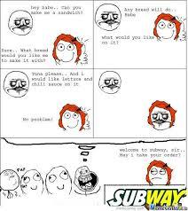 Subway Sandwich Meme - subway sandwich memes best collection of funny subway sandwich