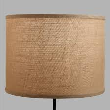 Ginger Jar Table Lamps by Natural Burlap Drum Table Lamp Shade World Market