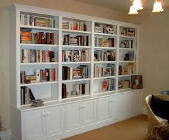 How To Build A Large Bookcase Vintage Library Bookcase With Ladder Doherty House Build A