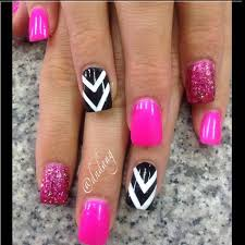 25 best barbie pink nails ideas on pinterest pink nails pink