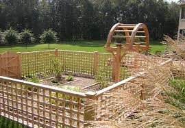 wood lattice wall building wood lattice fence cheap fencing ideas dma homes 47107