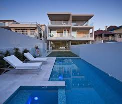 contemporary duplex with views of sydney harbour click on photo