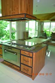 Island Kitchen Cabinets by Island Kitchen Cabinets With Hood Built In Oven And Hob Natural