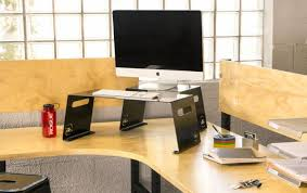 Office Desk Risers Stand Up Desk Risers Rogue Supply