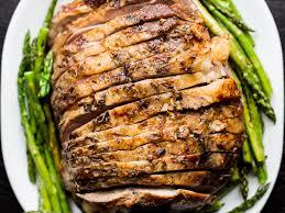 roasted leg of lamb recipe food u0026 wine recipe