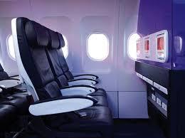 main cabin select deals premium economy virgin america