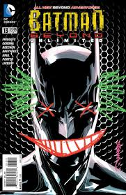 batman beyond batman beyond unlimited vol 1 13 dc database fandom powered by