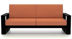 image of sofa parsons wooden sofa 3 1 1 set ladder