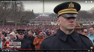picture of inauguration crowd how big trump u0027s inauguration crowd really was youtube