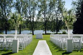 10 tips for the perfect outdoor wedding