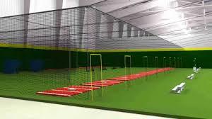 baseball facility and batting cage construction u0026 installation