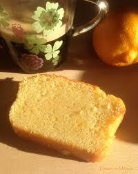 bergamote cuisine cake au citron bergamote douceurs maison